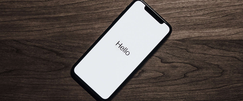 Zo kom jij 2019 door zonder barsten in je iPhone scherm!