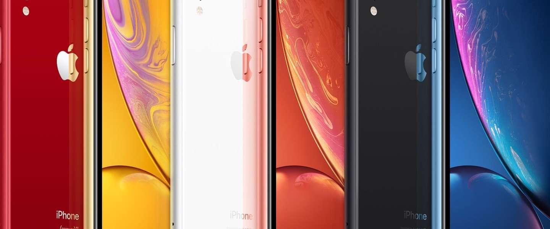 iPhone Xr pre-orders van start: is jouw kleur nog beschikbaar?