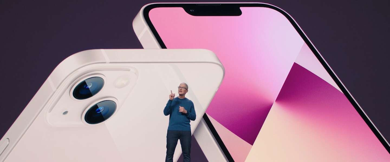 Apple onthult de iPhone 13, iPhone 13 mini, iPhone 13 Pro en iPhone 13 Pro Max
