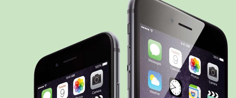 5 tips zodat je weet welke iPhone voor jou geschikt is. Een iPhone 6 of 6 Plus en hoeveel Gb moet je kiezen.