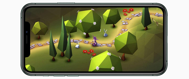 Wanneer komt Apple eens met een gamemodus voor iPhone?