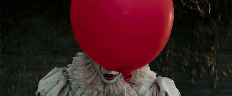 De officiële teaser trailer van IT