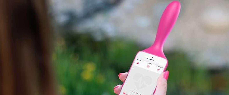 Phone case en dildo in één