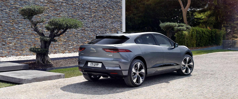 Elektrische Jaguar I-Pace, SUV om verliefd op te worden