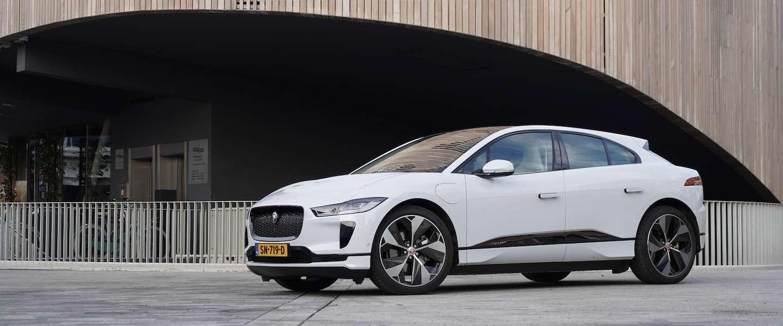 Jaguar I-PACE ontworpen om te genieten