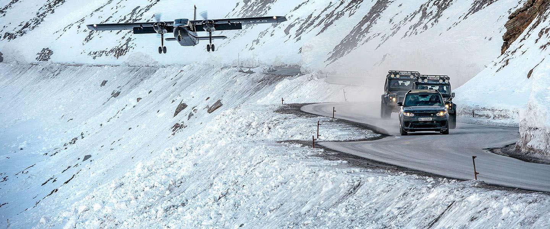 Zelf James Bond spelen met '007 Elements' in de Oostenrijkse Alpen
