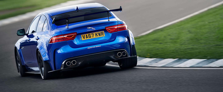Jaguar Project 8 gaat in juni dit jaar in productie