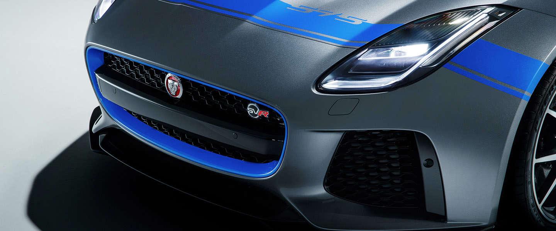 Graphic Pack om de Jaguar F-TYPE SVR nog meer te personaliseren