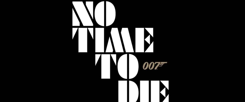 Nieuwste James Bond-film heet 'No Time To Die'