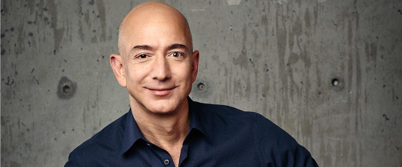 Jeff Bezos stopt als CEO van Amazon