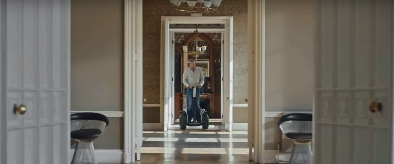 Jeremy Clarkson plaagt BBC in nieuwe TV-commercial