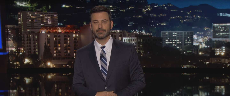 Jimmy Kimmel is terug met de Halloween challenge