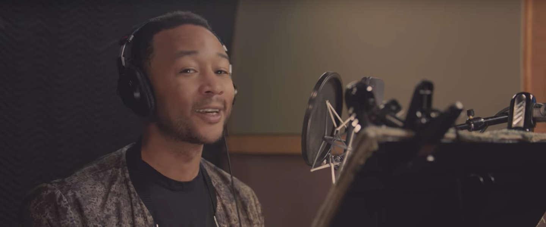 John Legend is nu jouw nieuwe Google Assistant
