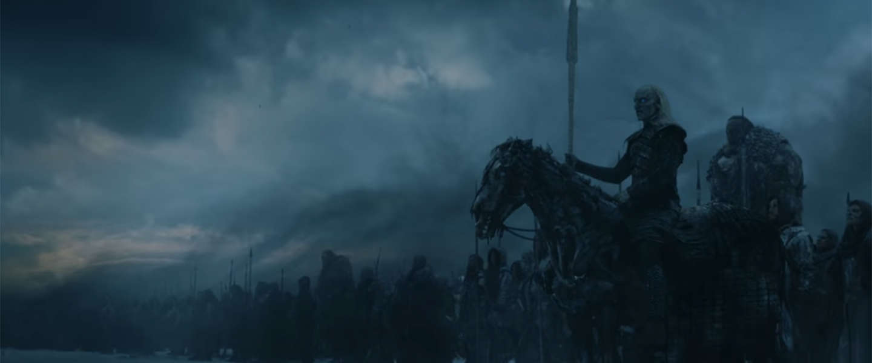 Johnnie 'White' Walker: een op Game of Thrones geïnspireerde whisky