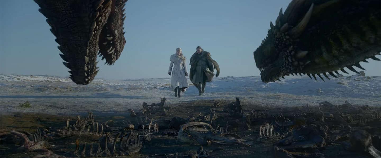 De eerste officiële trailer van Game of Thrones seizoen 8