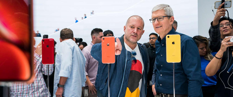 iPhone ontwerper verlaat Apple