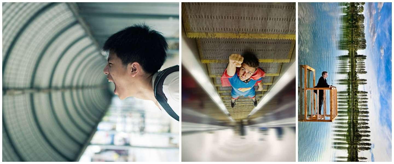 Deze 11 foto's tonen de kracht van de juiste hoek