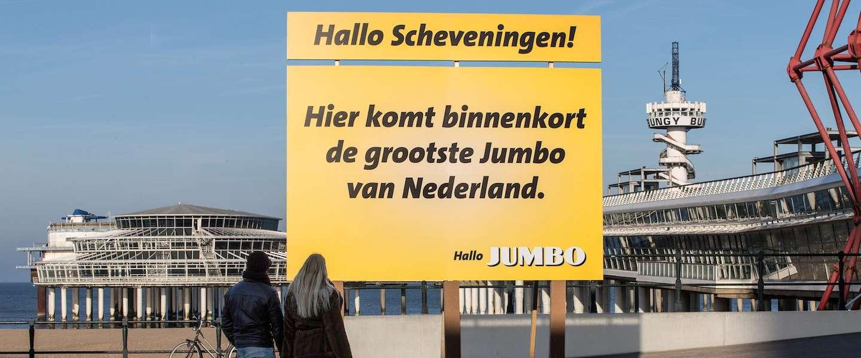 Jumbo opent grootste winkel, Jumbo.com