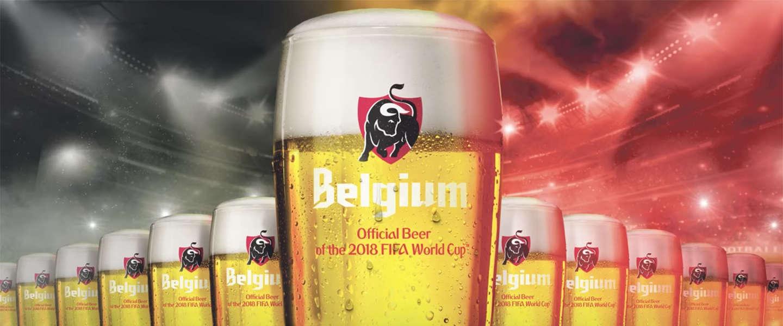 Als België de finale haalt, trakteert Jupiler op gratis bier