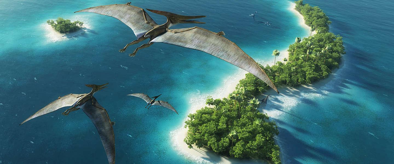Voor de echte geeks: Pterano-Drone van Jurassic World