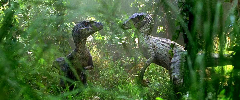 Als Jurassic Park een natuurfilm was