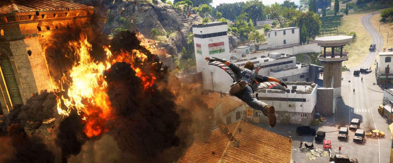 Gamescom 2015: Just Cause 3 explodeert