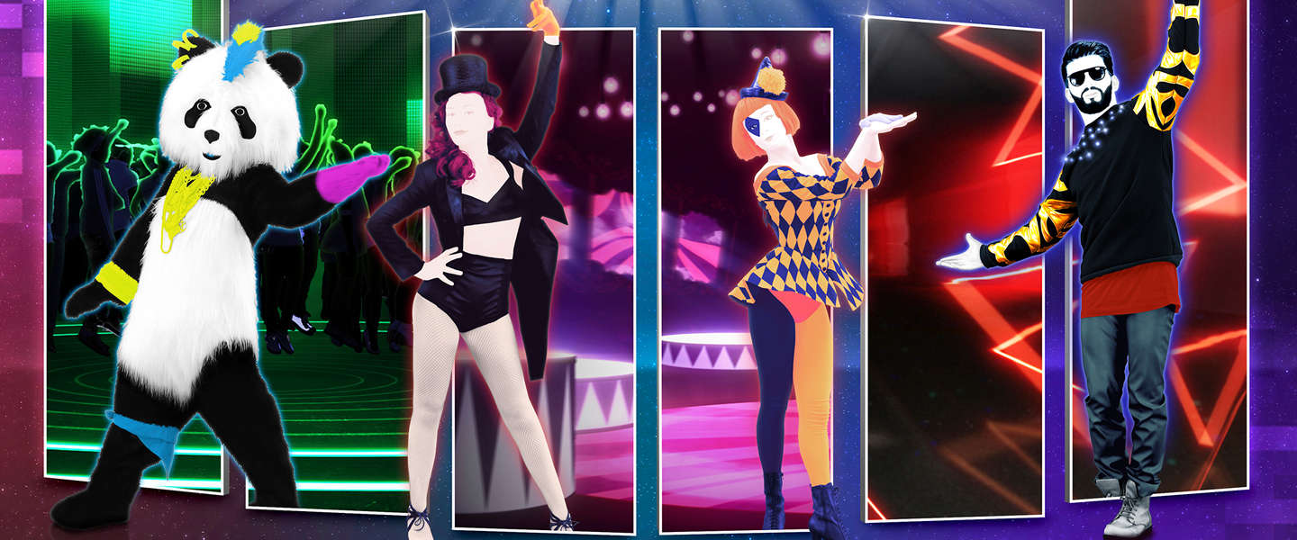 Just Dance 2016: keep on dancing