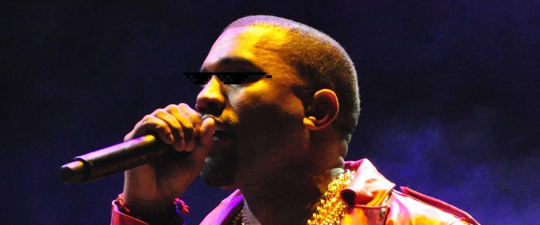 Kanye West's nieuwe 'Turbo Grafx 16' is geïnspireerd door gaming