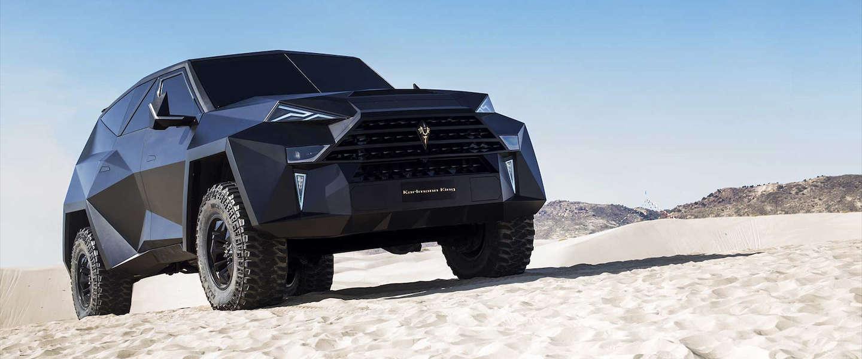 Karlmann King duurste en meest extreme SUV ter wereld