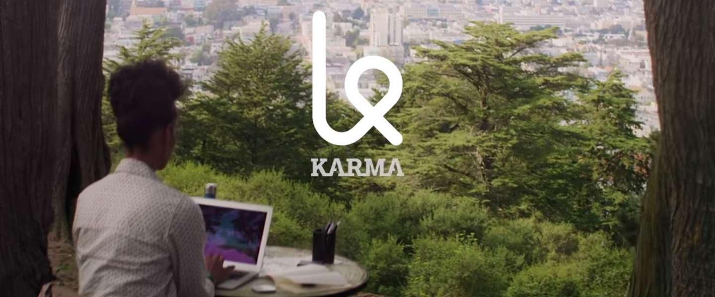 Op reis in de VS? Neem een Karma mee