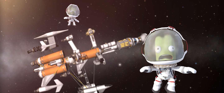 Kerbal Space Program: Making History is echte rocket science