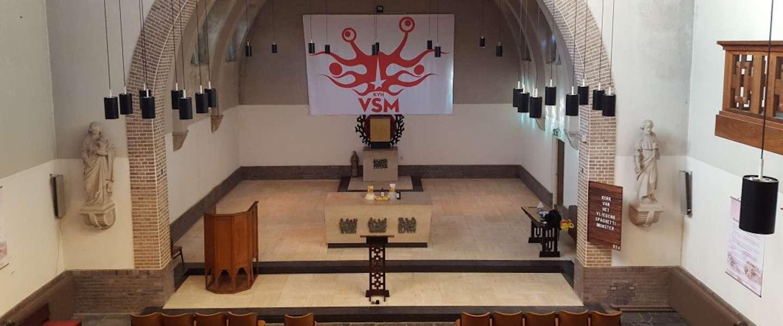 Nieuwe religie: kerk van het Vliegend Spaghettimonster