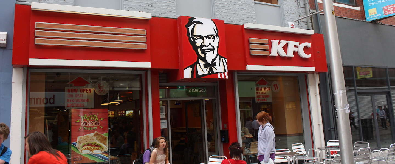 KFC kookt samen met chefkok viergangendiner met Kerst