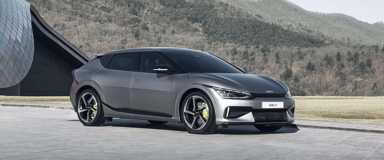 Kia EV6 zet markt voor elektrische voertuigen op scherp