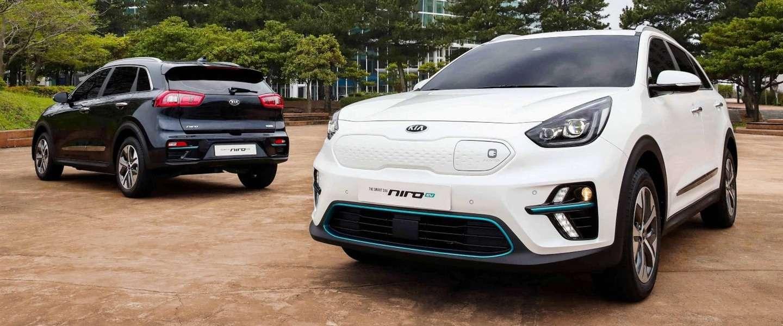De Niro EV wordt de eerste elektrische productie-Kia in B-segment