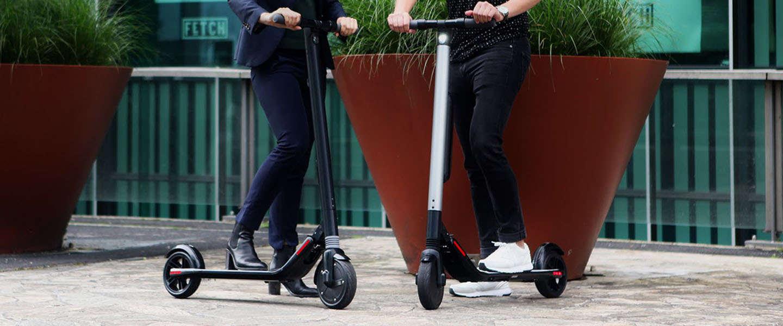KickScooter is de laatste innovatie van Segway