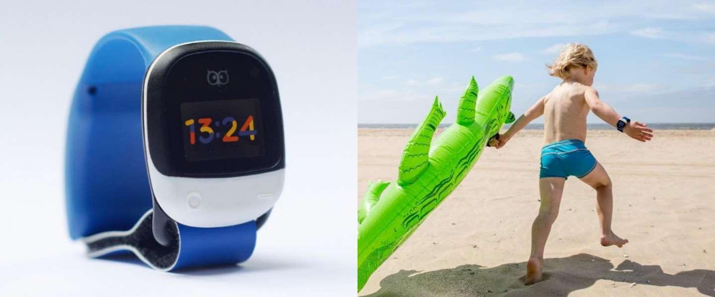 Raak je kind niet kwijt met het KiGO-horloge