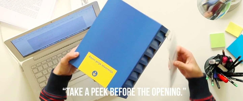 IKEA's kijkdoos