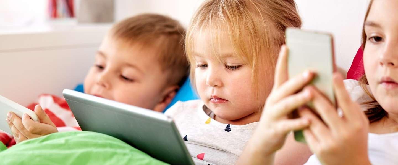 Advertenties in kinder-apps zijn manipulatief en ongericht