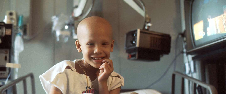 Vandaag is het Wereld Kinderkanker Dag