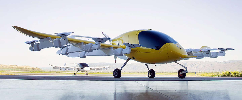 Kitty Hawk en Boeing werken samen aan luchttaxi's