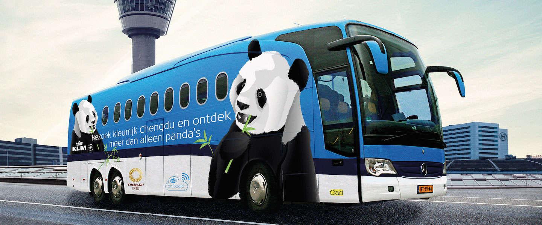 KLM-bussen ook vanaf Eindhoven en Maastricht