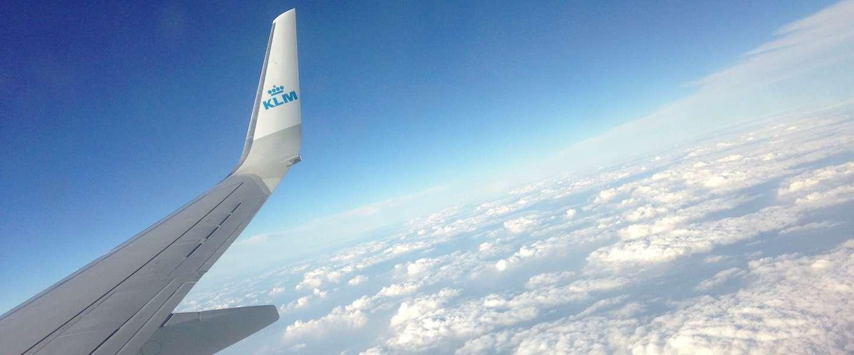 KLM voert hilarisch gesprek met klant