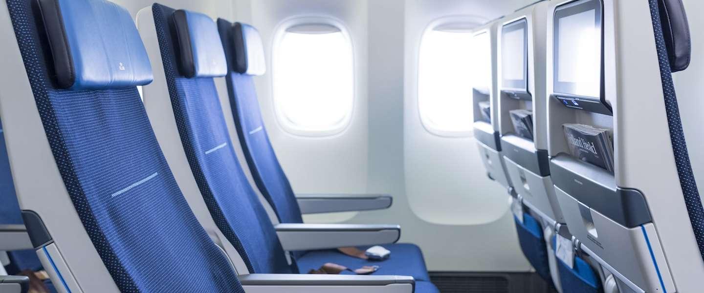 KLM introduceert street view voor vliegtuigen