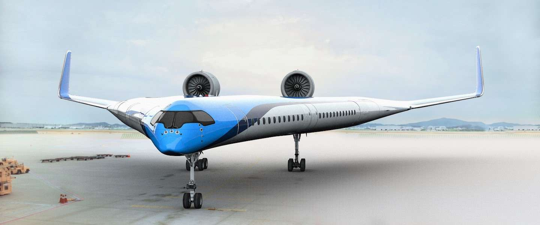 KLM & TU Delft willen samen luchtvaart duurzamer maken