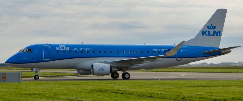 KLM kan vanaf nu je vlucht regelen via Twitter of WeChat