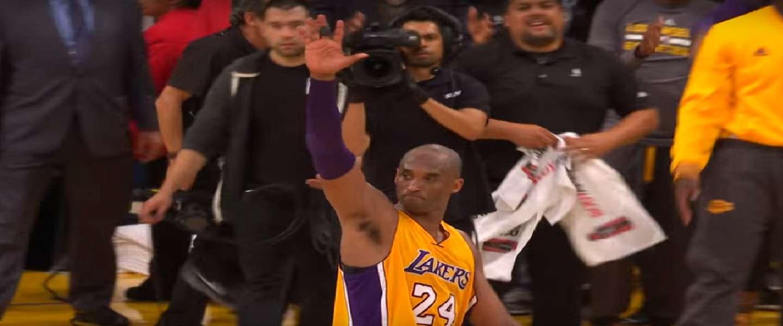 Bekijk hier ieder schot dat Kobe Bryant ooit maakte