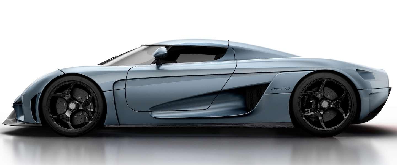 Koenigsegg Regera neemt het op tegen de Bugatti Chiron