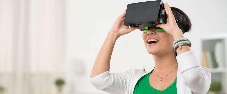 Hoge verwachting van VR-brillen bij Nederlandse consument