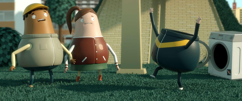 Emmy Kids Award voor de korte film: Kop Op